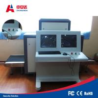 Buy cheap 0.22m/s Conveyor Speed X Ray Luggage Scanner With 1000mm X 800mm Tunnel from wholesalers