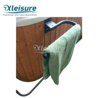 Buy cheap Rustproof Spa Tub Accessories Black Spa Safety Handrail Stainless Steel Hardware from wholesalers