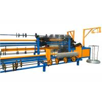 Buy cheap Width 1-3m Welded Mesh Machine For Welded Wire Fencing Mesh Panel And Construction from wholesalers