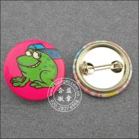 Buy cheap tin badges package paper / safety pin badge MK10 from wholesalers