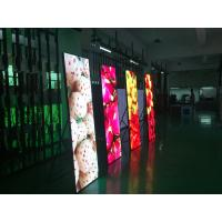 Buy cheap P2.5  LED Poster Display for Advertising , SMD 2121 Wall Mounted LED Video Panel from wholesalers