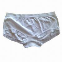 Buy cheap Boycut seamless, made of 90% polyester and 10% spandex from wholesalers
