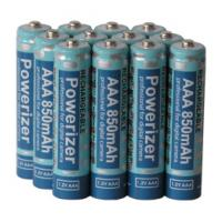 Buy cheap 1.2V 2600mAh aa nimh rechargeable batteries for digital camera from wholesalers