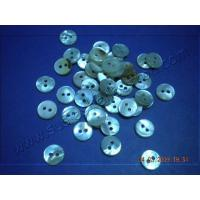 Buy cheap Wholesale Round 2 Holes White MOP Shell Button from wholesalers