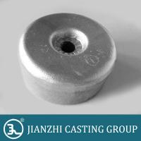 Buy cheap wrought iron cast and forged post cap from wholesalers