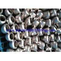 Buy cheap But Weld Fittings, Duplex Stainless Steel Elbow LR/SR , ASTM B815 UNS S31803 / S32205 / S32750 / 32760 from wholesalers
