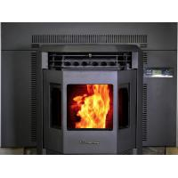 Buy cheap ECO Friendly Wood Pellet Fireplace Gas Fireplace Stove For Home Easy Cleaning from wholesalers