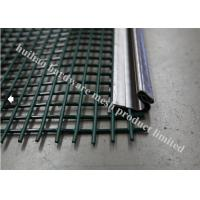 Buy cheap Tensioned Steel Core Self Cleaning Screen Mesh 3m Length For Mining Industry from wholesalers