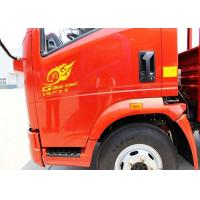 Buy cheap Red Light Duty Trucks SINOTRUK HOWO 4.5 Tons With 490Xichai Engine from wholesalers
