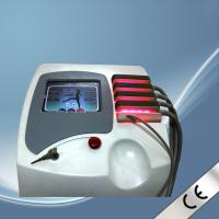 Buy cheap Laser diode lipolaser fast slimming / cold laser liposuction fat cutting machine on sale from wholesalers