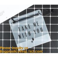 Buy cheap Factory direct15 Pcs A4 Size File Bags 5 Colors Waterproof PVC Bag Document Organizer and Office Stationery Storage from wholesalers