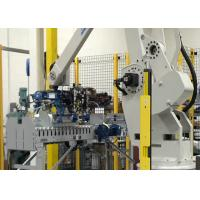 Buy cheap Robot Palletizing System / Stacker Fully Automatic For Bag Fertilizer 180 Kg Payload from wholesalers