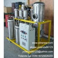 Buy cheap Stainless Steel Vacuum Phosphate Ester Fire-Resistant Oil Purification Equipment, Vacuum Oil Purifier TYA-H-50 from wholesalers