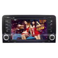 Buy cheap Audi A3 Android Autoradio DVD GPS Wifi 3G Digital TV Blueooth from wholesalers