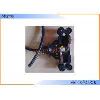 Buy cheap Copper Collector Conductor Rail System PVC Housing For 4 Conductors from wholesalers