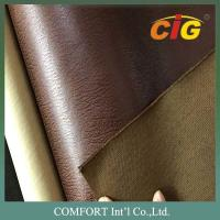 Buy cheap Weight 270gsm Width 145cm Suede Fabric Bonded With Brushed Fabric For Sofa product