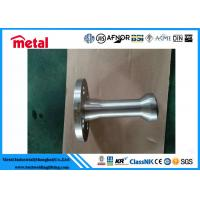 Buy cheap Incoloy 825 Forged Alloy Steel Flanges 150# Pressure Corrosive Resistance For Petroleum from wholesalers