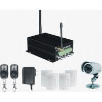 Buy cheap wireless network digital camera gprs alarm systems with photo-taking from wholesalers