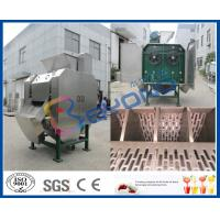Buy cheap Fruit And Vegetable Washer Fruit Processing Equipment For Cleaning / Washing from wholesalers