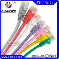 Buy cheap UTP Patch Cord CAT6 Ethernet Cable product