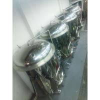 Buy cheap 30L - 5000L Beer Brewing Equipment , Double Head Home Brewing Equipment from wholesalers