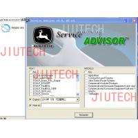 Buy cheap John Deere Scanner Service Advisor Software product