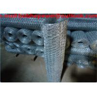 Buy cheap hexagonal wire mesh/snake wire mesh/green chicken fening/honeycomb wire mesh/chicken mesh cost/poultry hex fence from wholesalers
