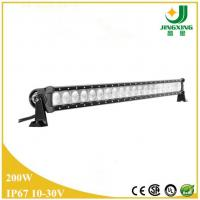 Buy cheap Hot sell 39 inch single row led light bar 200W cree LED light bar from wholesalers