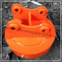 Buy cheap Excavator Steel Scrap Lifting Magnet EMW5-110L/1 from wholesalers