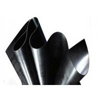 Buy cheap Black Geomembrane Pond Liner UV Resistance For Municipal Engineering from wholesalers