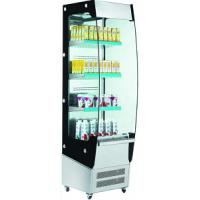 Buy cheap Commercial Beverage Open Refrigerated Display Case For Convenient Store from wholesalers