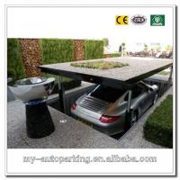 Buy cheap For Sale! +1-1 ; -2+1 Pit type High Quality Mechanical Vertical Parking Car Lift Equipment from wholesalers