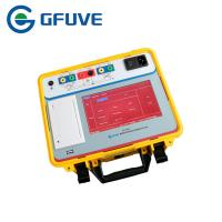 Buy cheap Portable voltage transformer test equipment With resistance test and  Polarity test from wholesalers