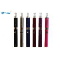Buy cheap 1.5ml EVOD 2.2ohm 2.4ohm 2.6ohm Ego CE4 E Cigarette , Evod MT3 Double Kit product