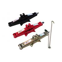 Buy cheap High Performance Manual Hydraulic Car Jack 1.5 Ton Scissor Jacks from wholesalers