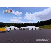 Buy cheap Aluminum Tents Used for Coal Storage / Bulk Storage / Industrial Production. from wholesalers