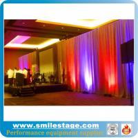 Buy cheap Portable Pipes and Drapes Trade Show Booth Support Structure from wholesalers