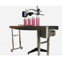 Buy cheap Automatic Batch Coding Machine For Food Bags / Beverage / Drink Bottles from wholesalers