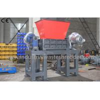 Buy cheap Industrial Scrap Pet Bottle Shredder / Crusher Double Shaft Environmental Friendly from wholesalers