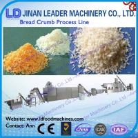 Buy cheap kitchen Bread crumb process line making machine Engineers available from wholesalers