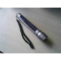Buy cheap Promotion gift powerd Solar Torch Led keychain, flashlight with logo, panel 4.5V 10MA from wholesalers