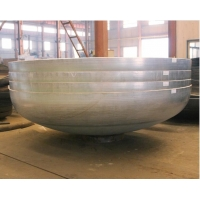 Buy cheap Elliptical Stainless Steel Tank Caps Torispherical Dish End from wholesalers