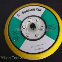 Buy cheap 5inch Sanding Pad/Velcro Sanding Pad/Abrasive Pad with threads from wholesalers