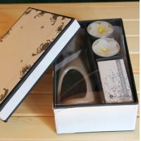 Buy cheap Promotional Gift Set Aromatherapy Oil Burner Popular Fragrance Tart Warmer TS-CB051 from wholesalers