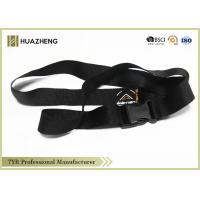 Buy cheap Black Heavy Duty Reusable Nylon Cargo Straps With Buckle 25 X 380MM from wholesalers
