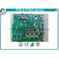Buy cheap FR-4 PCB Assembly Services , Green PCB Board Multilayer Automatic Metering Reading from wholesalers