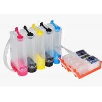Buy cheap 5 Colors Continuous Ink Supply System , Canon 451 Ink Cartridges 16ml / 25ml Volume from wholesalers