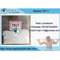 Buy cheap Best Effect Sarms Steroids Raw Powder YK11 For Faster Muscle Gaining from wholesalers