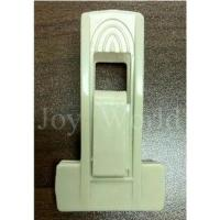 Buy cheap Plastic clips , 7cm x 3.9cm x2.1cm(h),ABS,spring clips,ivory color,pink,green,grey,red from wholesalers