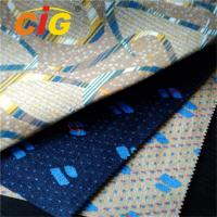 Buy cheap Colorful Printing OEM Automotive Upholstery Fabric With Foam Or Without Foam product